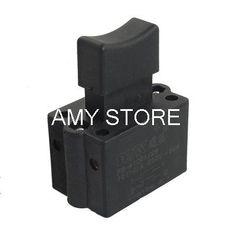 FS-A1001 Angle Grinder Control Trigger Switch AC 250V 10A for Cutting Machine #Affiliate