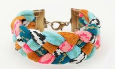 Braided Bracelet by Maggy McKay