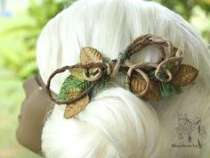 Elfen-Haarspange (Öko-Clip für alle Längen des Haares) Daily Wear - Foto Requisiten - cosplay - LARP - Formals - einzigartige Hochzeiten
