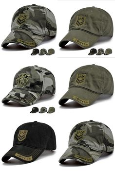 261fcfb7455 2017 US Army Mens Baseball Caps And Hat Adjustable Fitted Thicker Outdoor  Cap Casual Snapback Hats For Men HT51170+35-in Baseball Caps from Men s  Clothing ...