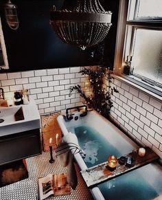 Bathroom Decor Bathroom Inspiration : malmo_and_moss Badezimmer Inspiration: malmo_and_moss New Bathroom Ideas, Bathroom Inspiration, Small Bathroom, Bathroom Goals, Bathroom Designs, Bathroom Mirrors, White Bathroom, Relaxing Bathroom, Master Bathroom