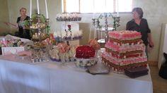 My 1st Wedding Dessert Table.....Zanie & Gideon Wedding!