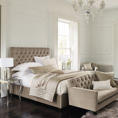 Dorchester Bed Linen Collection - Bed Linen | The White Company