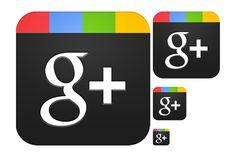 g plus icons