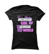 Just a Michigan Girl in a Georgia World