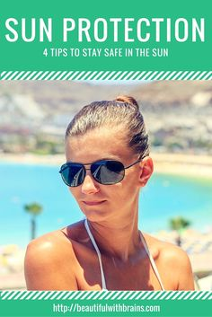 Wearing sunscreen is the best thing you can do to protect your skin from the sun and the damage it causes. But, there are also plenty of other things you can do to prevent wrinkles and dark spots caused by UV rays. Click through to find out more. via @giorgiabwb