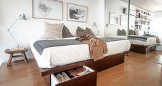 Immaginate di poter utilizzare la vostra camera da letto che…
