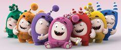 Кто такие эти Чуддики? Это семь ярких персонажей, занятых повседневными занятиями!  Пластиковые фигурки, игровые наборы, созданные по мотивам одноименного мультсериала Oddbods (Чуддики)  #Oddbods #Чудики #мультфильмы #фигурки #дети