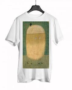 Paul Klee Paul Klee, Boutique, Mens Tops, T Shirt, Fashion, Accessories, Supreme T Shirt, Moda, Tee Shirt