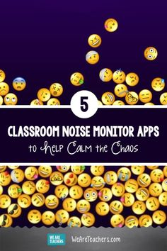 5 Classroom Noise Monitor Apps to Help Calm the Chaos. Help students learn to keep their chatter at a reasonable volume with a classroom noise monitor app that provides immediate feedback. teacher 5 Classroom Noise Monitor Apps to Help Calm the Chaos 4th Grade Classroom, Middle School Classroom, Teaching Tools, Student Learning, Teaching Math, Classroom Noise Monitor, Classroom Behavior Management, Teacher Planner, Teacher Hacks