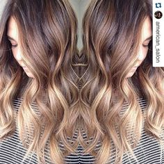 ・・・ @matrix share from @colormemimi #regram #americansalon