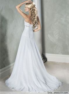 Wholesale Heart-shaped collar Custom Wedding gown/evening dress/bridesmaid dres, Free shipping, $151.2/Piece | DHgate