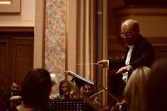 In memoriam. Michael Beck, Conductors, Orchestra