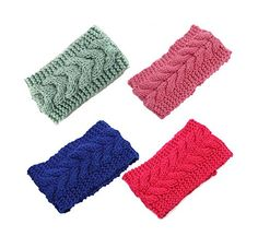 Xife® 4 Pieces Women's Hair Hoops Colorful Wool Headbands XiFe http://www.amazon.com/dp/B0101HE5S4/ref=cm_sw_r_pi_dp_qicawb1AAH57H