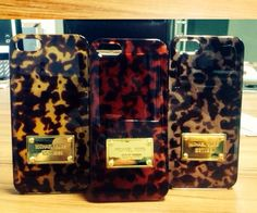 iPhone 5/5S, 5C, 4/4S - Exotic Amber Lights Case in Assorted Colors from Cool Mobile Accessories