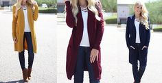 Ultra Soft Long Cardigan | S-XL | Jane