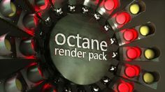 Octane Render Pack