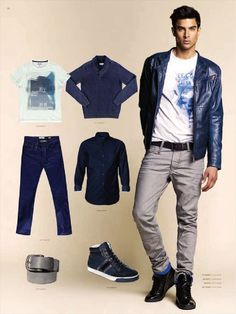 catalogo otoño invierno salsa jeans