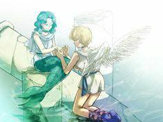 Sailor Neptune, Sailor Uranus, Yuri Anime, Land Of Enchantment, Sailor Scouts, Sailors, Otaku, Disney Characters, Fictional Characters