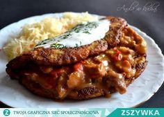 Zobacz zdjęcie PLACEK PO WEGIERSKU Gulasz: 1 kg mięsa wołowego lub wieprzowego…