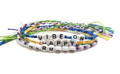 Bring on the Summer Vibes! New summer bracelets & alphabet bracelets at jaycimay.com            #alphabet #quotes #summer #goodvibes #bracelets Beachy Bracelets, Summer Bracelets, Colorful Bracelets, Name Bracelet, Happy Vibes, Stretch Bracelets, Summer Vibes, Friendship Bracelets, Alphabet