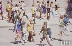 The cultural upheaval of the 1960s in the U.S. gave us some of the greatest fashion influences of the 20th century, and the influences of various subcultures like hippies or disco-goers have extended well into the 21st as well. In 1969, LIFE Magazine decided to photograph the fashions that American high schoolers across the country were wearing.