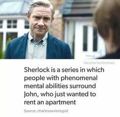a summary of Sherlock xD