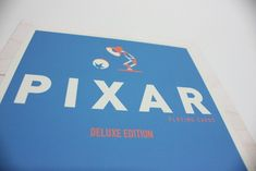Pixar Playing Cards