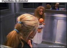 40- Pegadinha do elevador
