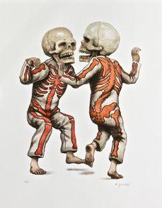 Bone Trot by Matt Gordon