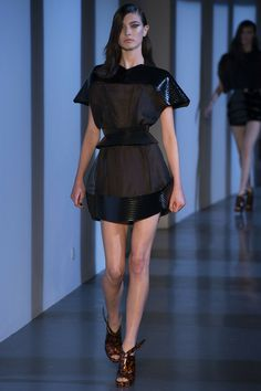 Mugler | Spring 2013 Ready-to-Wear Collection | Style.com