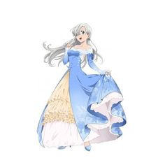 Nanatsu no Taizai — Hikari to Yami no Grand Cross Pokemon Manga, Chica Anime Manga, Otaku Anime, Escanor Seven Deadly Sins, Elizabeth Seven Deadly Sins, Meliodas And Elizabeth, Elizabeth Liones, I Love Anime, Me Me Me Anime