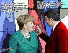 Il nasino di Merkel