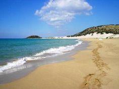 Golden Beach, North Cyprus
