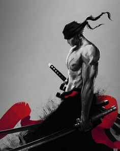 RORONOA ZORO ONEPIECE Poster by Lethujan in 2021 One
