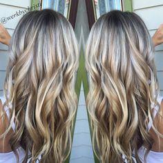 11 Luscious Täglich Lange Frisuren für 2017 // #2017 #Frauen #Frisuren #für #lange #Luscious #Täglich