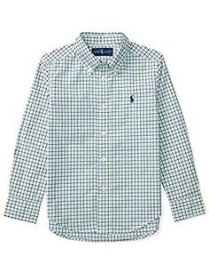 Ralph Lauren Plaid Poplin Shirt. *** Details can be found by clicking on the image. We are a participant in the Amazon Services LLC Associates Program, an affiliate advertising program designed to provide a means for us to earn fees by linking to Amazon.com and affiliated sites.