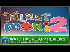 iBlast Moki 2 HD iPhone App - App Of The Week - App Reviews #iphone #apps #appreviews #IUTA