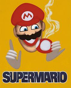 Coffe Mario