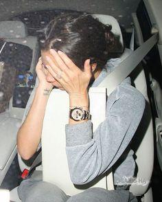 Victoria Beckham Wearing Her Rolex Daytona Rose Gold