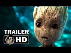 GUARDIANS OF THE GALAXY 2 - Official Trailer #2 (2017) Marvel Superhero Movie HD - YouTube