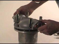 22 best yamada videos images on pinterest videos diaphragm pump yamada ad pulsation dampener rebuild video ccuart Images