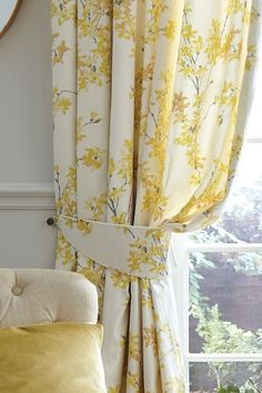 Always Shine, Pencil Pleat, Spring Blooms, Blossom Flower, Laura Ashley, Contemporary Style, Floral Design, Header, Branches