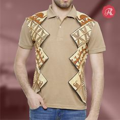 Egyptian Paraohs, Papyrus paintings and scrolls have always been prized for the antique hues of their mystic elements, and this unique ensemble of Egyptian culture graces eccentric prints on classic menswear. Order one from http://bit.ly/1qAeY1d  #men #fashion #apparel #handpainted #rangrage #poloneck #tshirt #buyonline