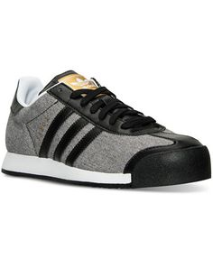 096b5f38bbd746 adidas Women s Samoa Casual Sneakers from Finish Line - Finish Line Athletic  Shoes - Shoes - Macy s