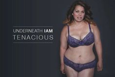 Underneath We Are Women - Body-Positive Project by Amy Herrmann #inspiration #photography
