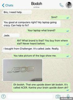 Jade...