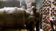 hobbit funny gif | Behind the Scenes: A little cast fun