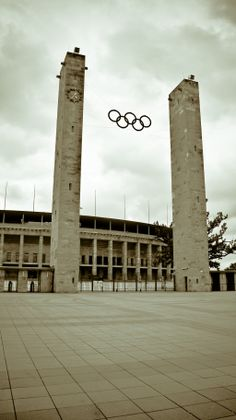 Olympiastadion Berlin - photo by me