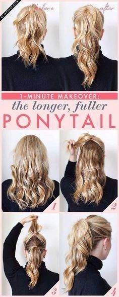 Ponytail secret